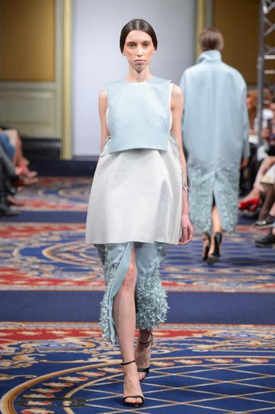 Показ осенне-зимней коллекции Ruban на Mercedes-Benz Fashion Week RussiaПоказ осенне-зимней коллекции Ruban на Mercedes-Benz Fashion Week Russia | галерея [2] фото [15]