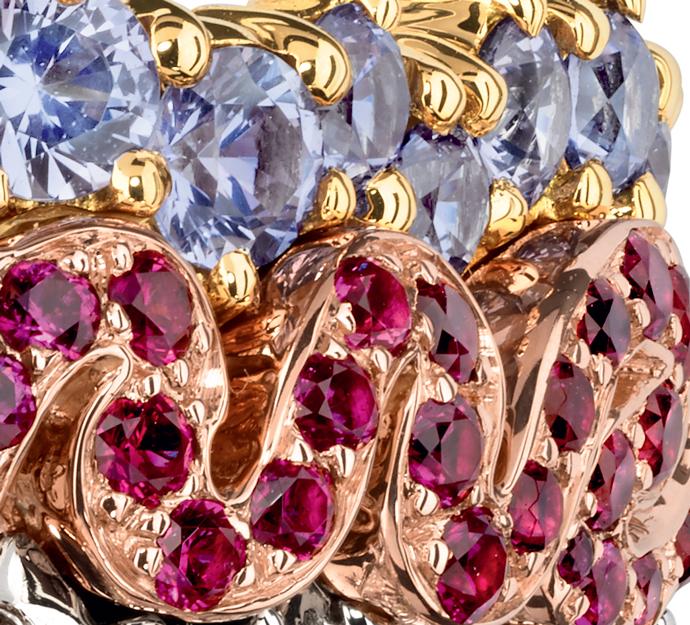 Экспертиза ELLE: кольцо Tresse, Soie Dior 3