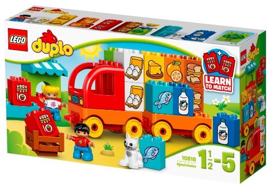 Набор конструктора Lego Duplo «Мой первый грузовик»