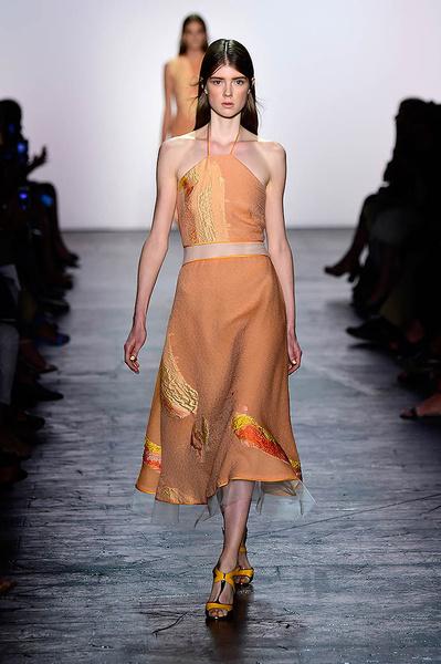 Неделя моды в Нью-Йорке 2015: день шестой | галерея [2] фото [6]