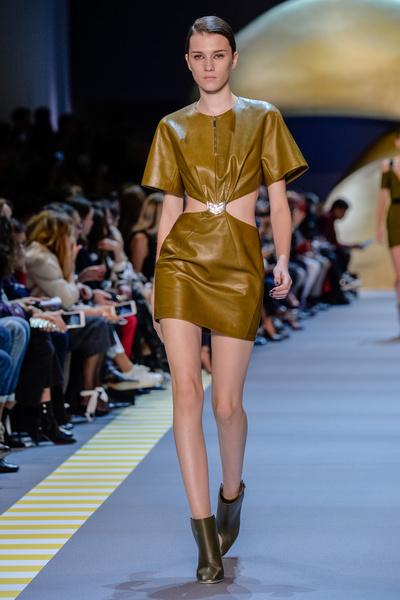 Неделя моды в Париже: день пятый | галерея [2] фото [2]