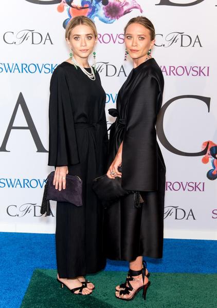 Мери-Кейт и Эшли Олсен
