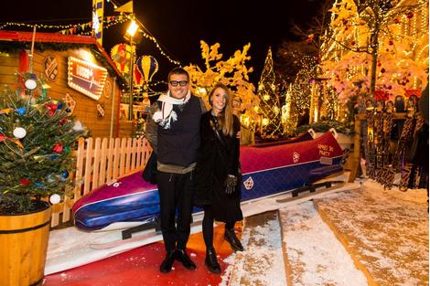 В ГУМе состоялось открытие магазина BOSCO Fresh и вечеринка Aprés ski | галерея [1] фото [37]