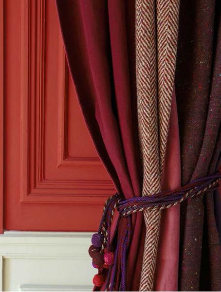 Ткани и аксессуары для дома от Sequana | галерея [1] фото [7]