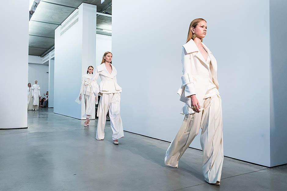В Москве состоялся показ осенне-зимней коллекции Edem Couture