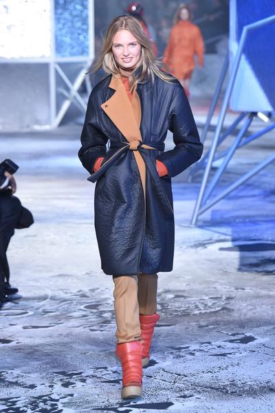 Показ H&M Studio на Неделе моды в Париже | галерея [2] фото [12]
