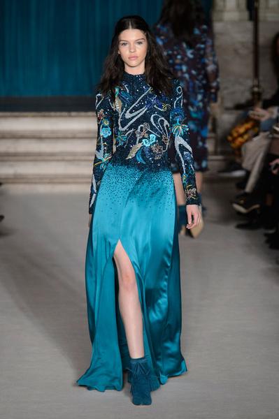 Неделя моды в Лондоне: 22 февраля | галерея [3] фото [4]