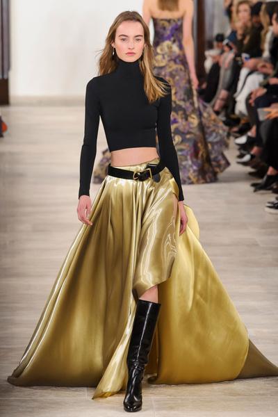 Самые красивые образы Недели моды в Нью-Йорке | галерея [1] фото [6]