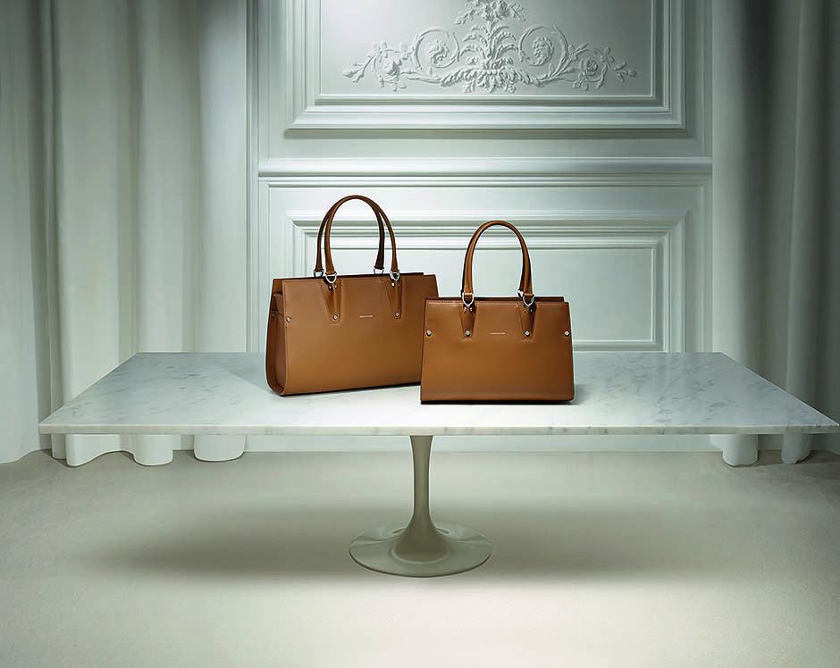 Longchamp представил сумку Paris Premier