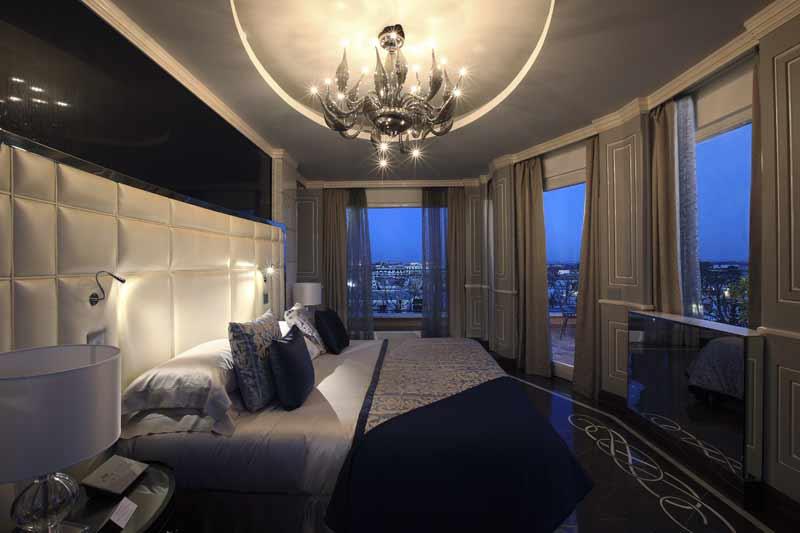 Roman Penthouse в Regina Hotel Baglioni Италия, Рим Куда поехать на медовый месяц