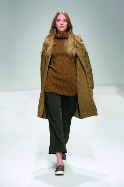 Назад в будущее: новая коллекция Stefanel | галерея [1] фото [41]
