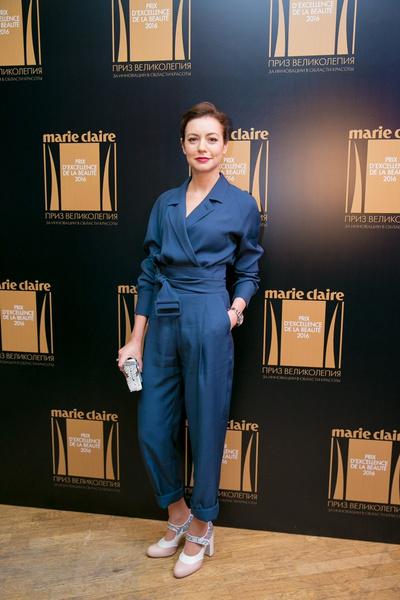 Marie Claire вручил премию в области красоты Prix d'Excellence de la Beauté 2016 | галерея [1] фото [7]