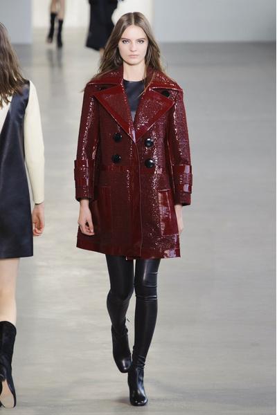 Показ Calvin Klein на Неделе моды в Нью-Йорке | галерея [1] фото [14]