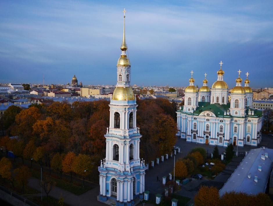 Никольский морской собор, Санкт-Петербурге