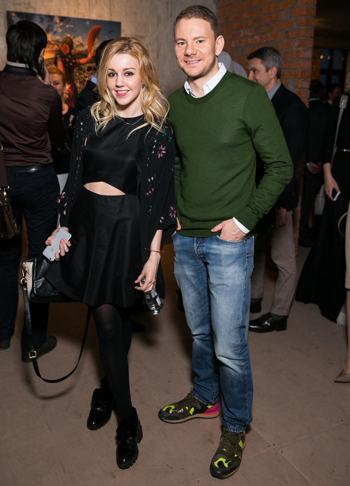 Юлианна Караулова и DJ SMASH