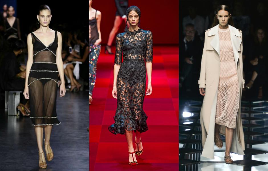 Altuzarra, Dolce & Gabbana, Balenciaga