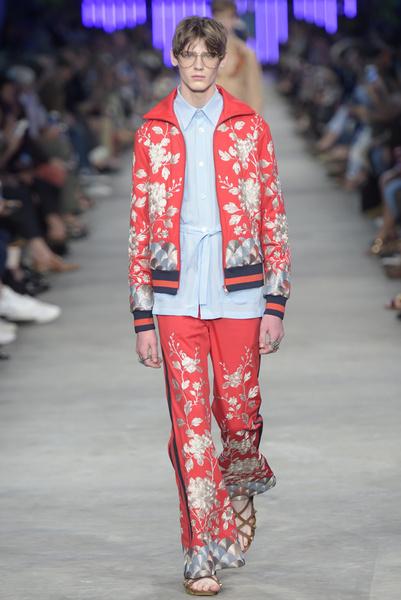 Неделя мужской моды в Милане: лучшие показы | галерея [1] фото [20]