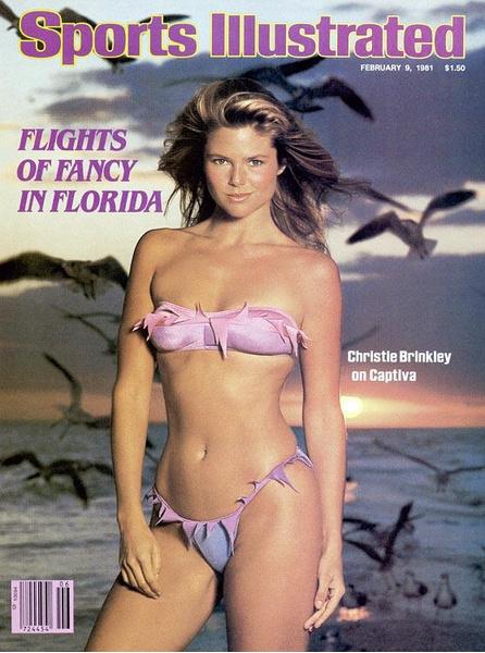 Опубликована обложка нового номера Sports Illustrated Swimsuit Issue | галерея [1] фото [35]