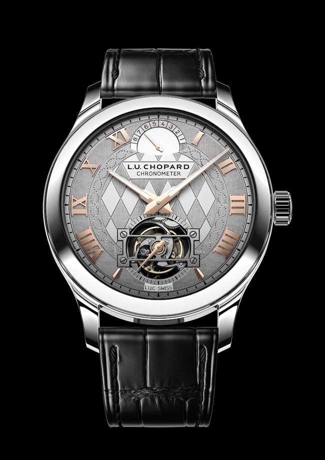Chopard L.U.C Tourbillon Only Watch 2013 Edition