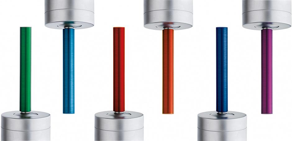 смесители Pico Light от Mamoli