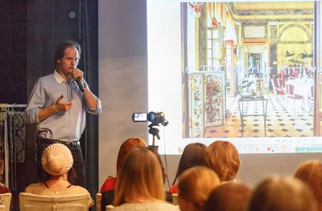 В Новосибирске прошли ELLE DECORATION Design Days | галерея [1] фото [3]