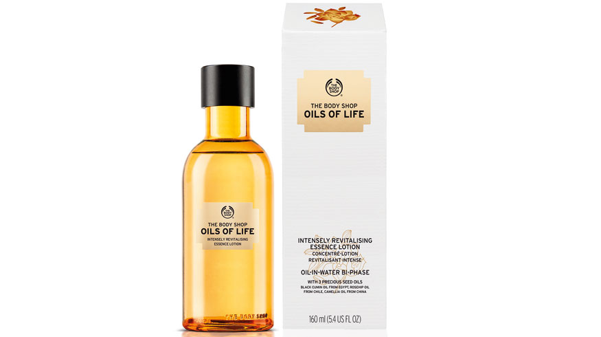Сила трех масел: новая коллекция «Oils of Life» от The Body Shop