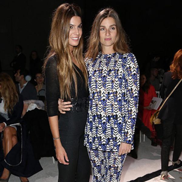 От первого лица: Неделя моды Haute Couture глазами редактора ELLE | галерея [3] фото [2]