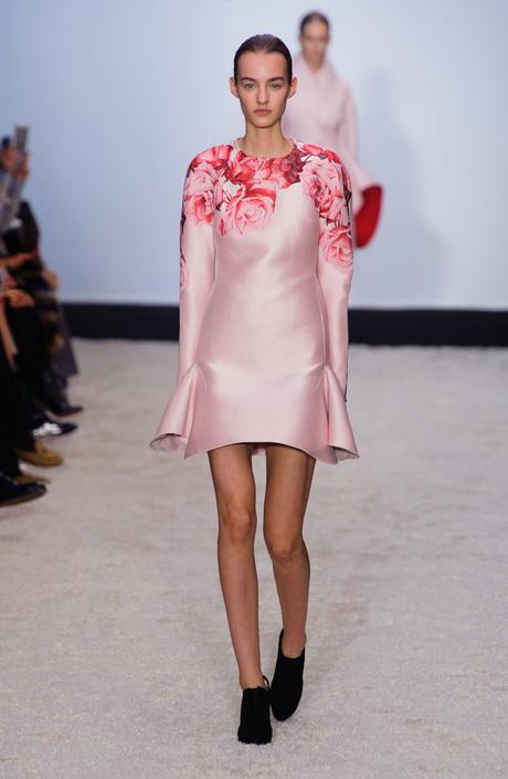 giambattista valli на неделе моды в париже