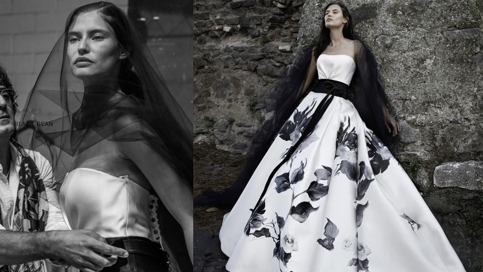 Оригинальные свадебные платья: фото