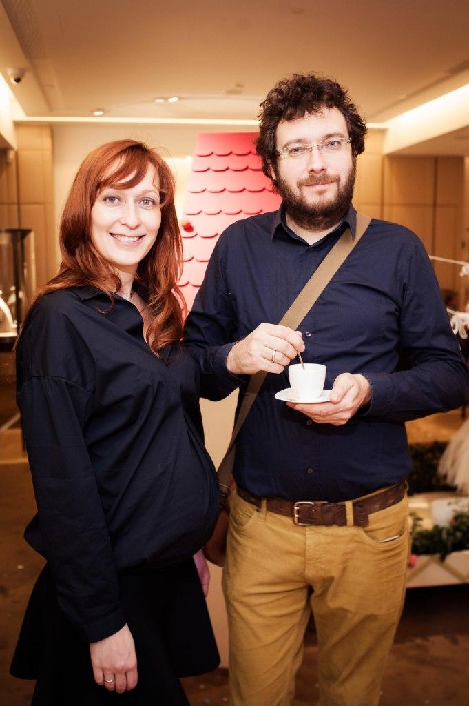 Анна и Тимур Артамоновы