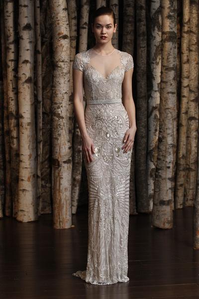 ЗАМУЖ НЕВТЕРПЕЖ: 10 самых красивых свадебных коллекций сезона | галерея [3] фото [10]