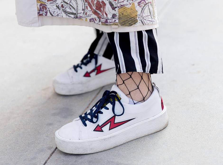 Кроссовки на весну