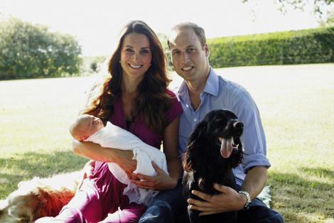 История любви Кейт Миддлтон и принца Уильяма в фотографиях | галерея [4] фото [10]