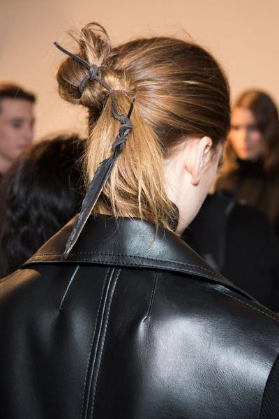 Бьюти-тренды всех Недель моды fw 2015 | галерея [7] фото [3] Costume National