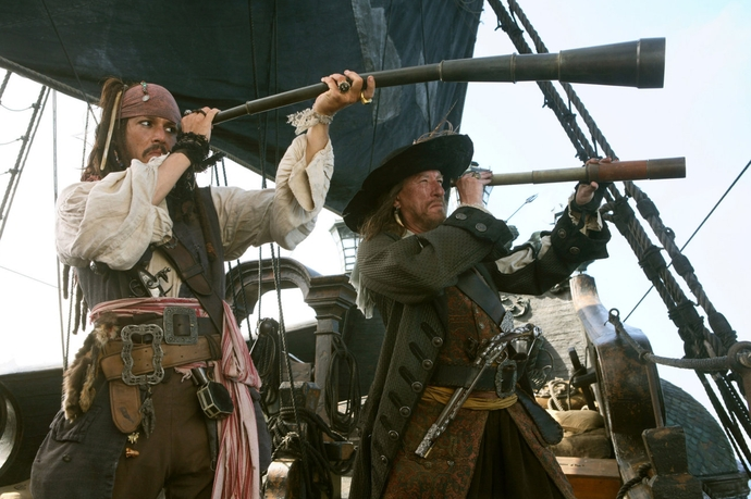 №9 «Пираты Карибского моря: На краю Света»