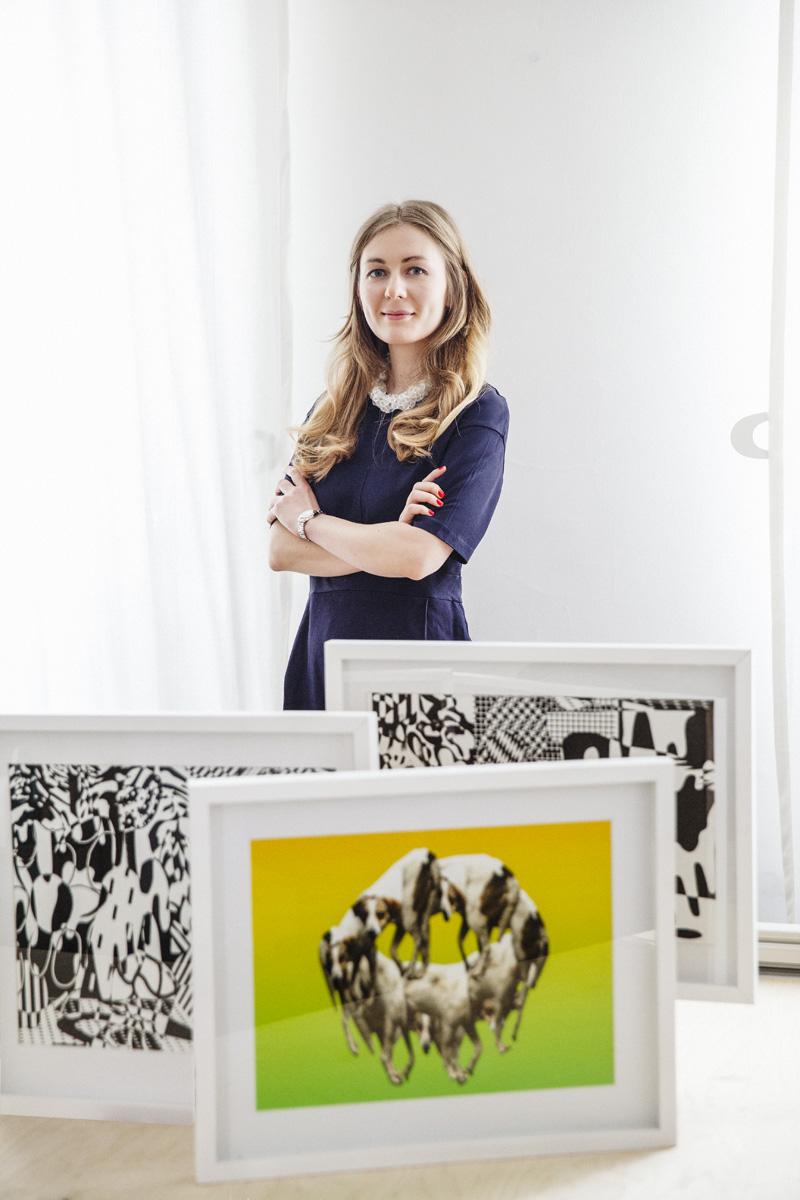 Мария Ковалевская, основатель проекта «Проблемы белых стен»