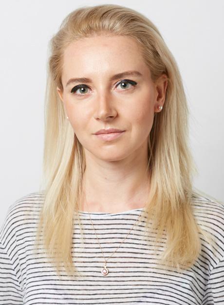 Ирина Плаксина, маркетолог ELLE