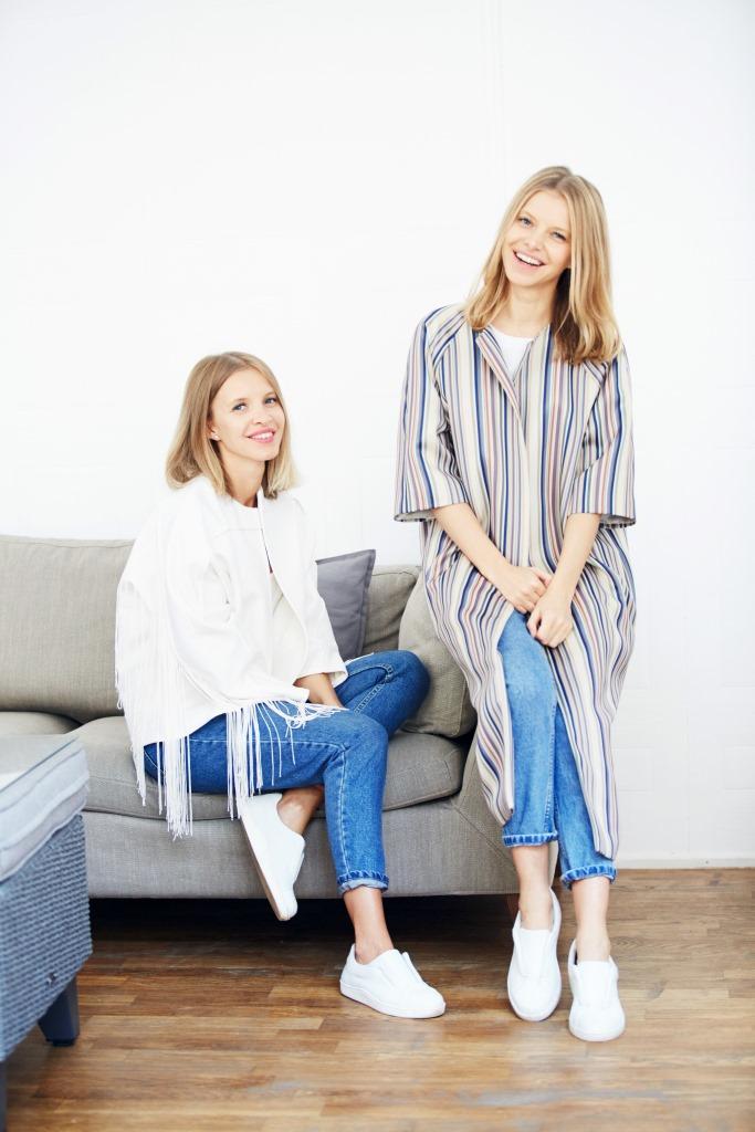 Девушки недели: Марина и Ирина Голомаздины