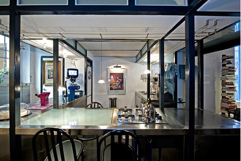 Топ-10: дизайнерские квартиры в Милане | галерея [7] фото [7]