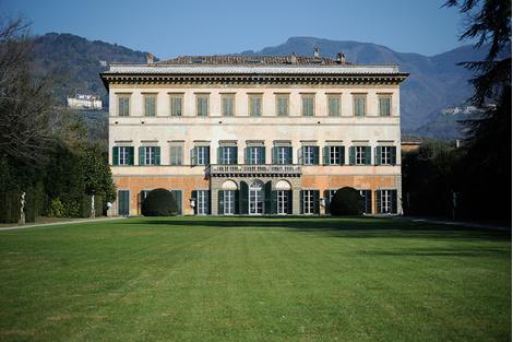 Вилла Марлия в Тоскане станет отелем   галерея [1] фото [23]