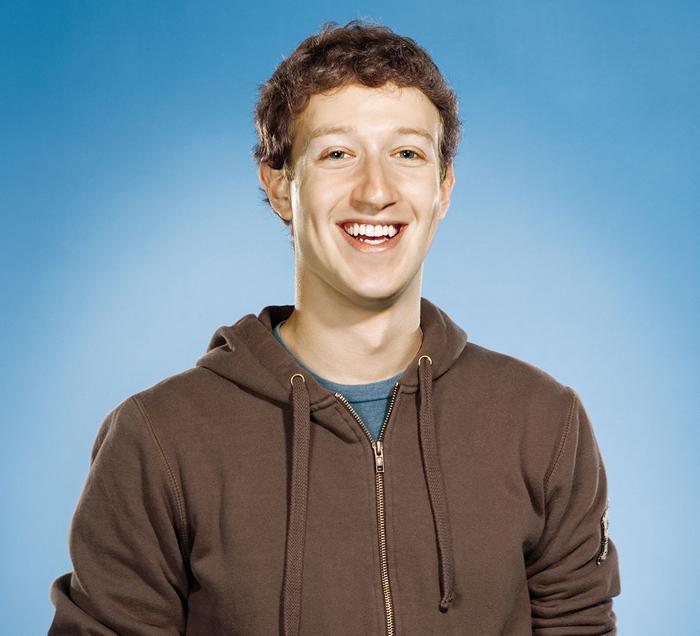 Марк Цукерберг фото