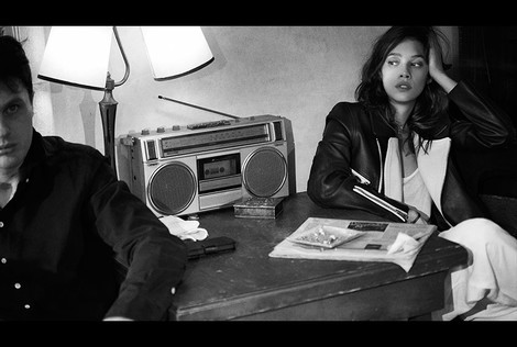 Майкл Питт снял рекламный фильм для Rag & Bone | галерея [1] фото [6]