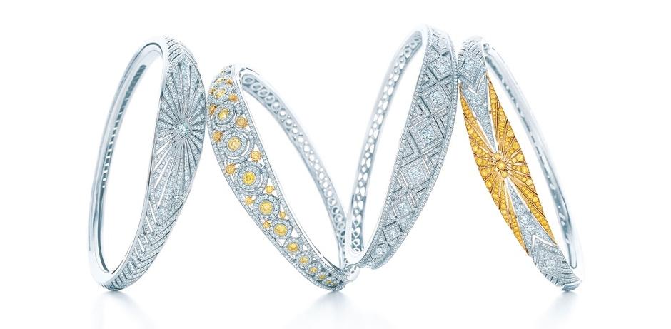 Бренд Tiffany & Co. представил коллекцию Blue Book 2014