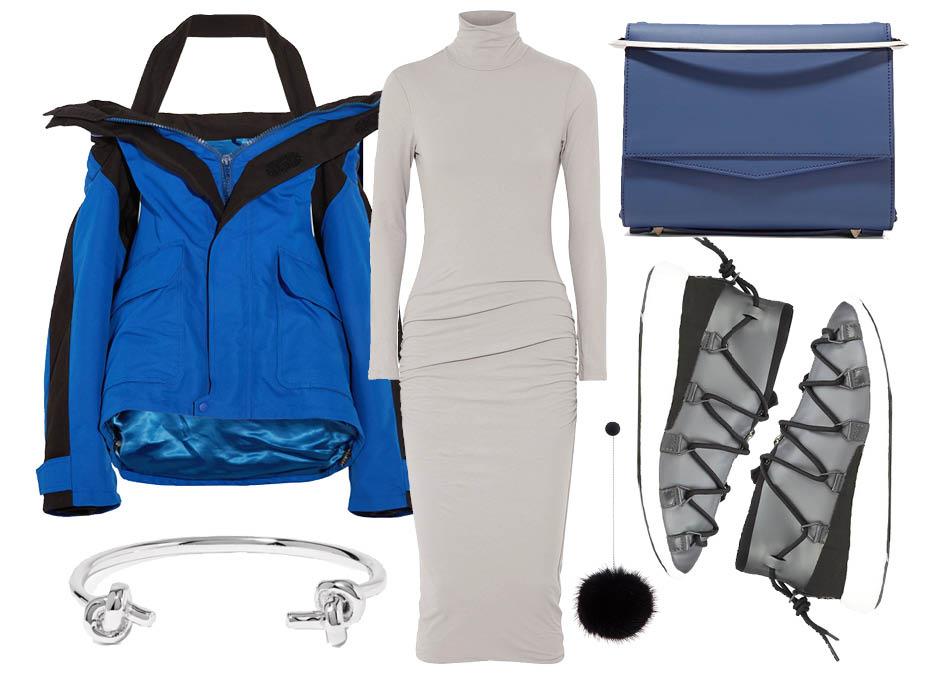 Синдром Золушки: как носить кроссовки под платье