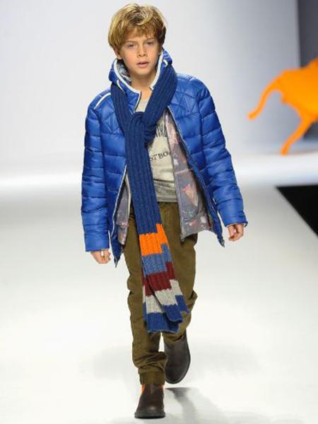 Детский мир: милые моменты с выставки Pitti Bimbo во Флоренции | галерея [1] фото [3]