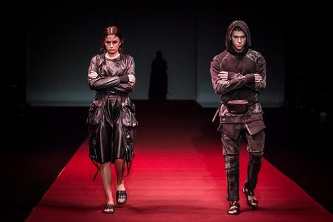 Неделя моды в Москве: обзор коллекций | галерея [8] фото [1]