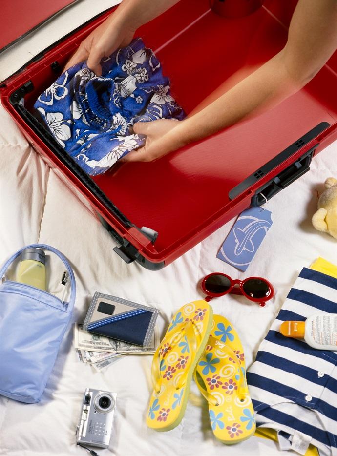 Главные ошибки, которые мы совершаем, пакуя чемодан