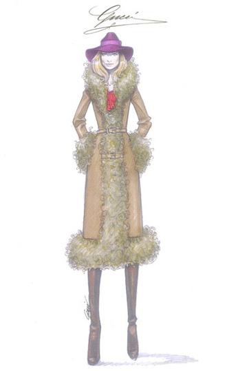Фрида Джаннини создала костюмы для героев нового фильма «Гонка»