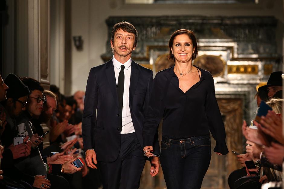 Мария Грация Кьюри из Valentino может возглавить Dior