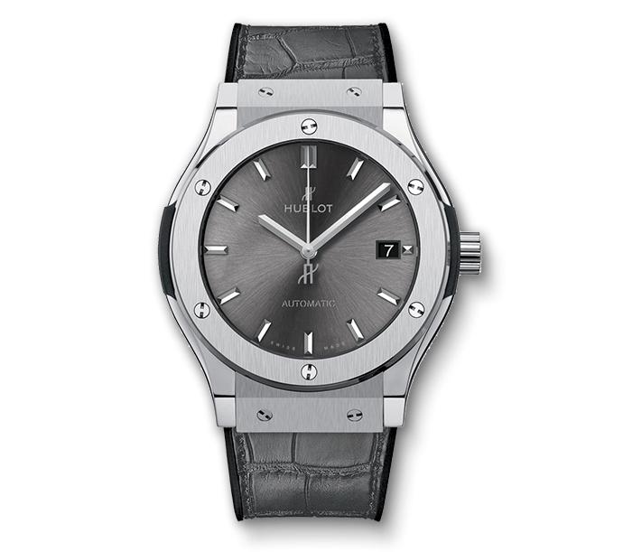 Часы Racing Grey Titanium, Hublot, бутик Hublot